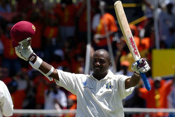 Article image for REVEALED: The phone call that made Brian Lara a leader
