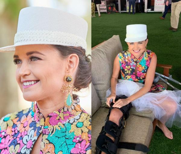 From footy field to catwalk: WA's Fashions On The Field Winner