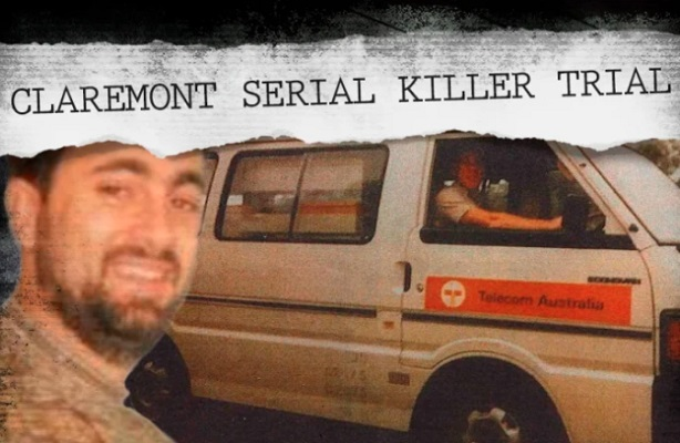 What drives the public interest in the Claremont serial killer case?