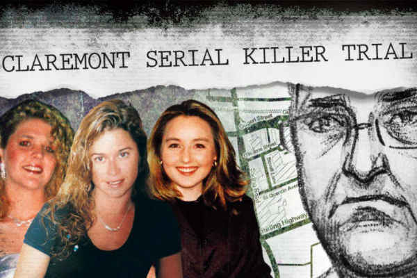 Article image for Claremont serial killings judgement day – 20 years in the making