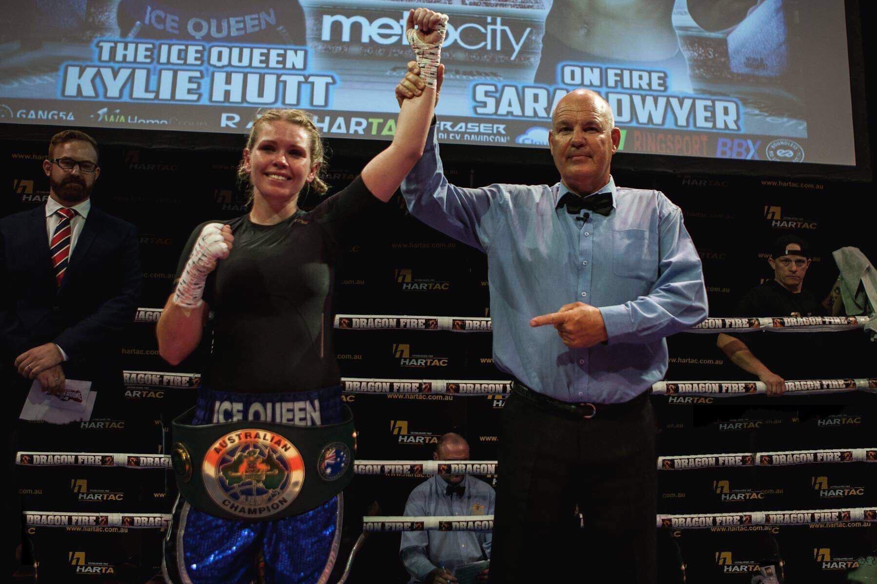 Article image for Local boxer calls out unfair Titles