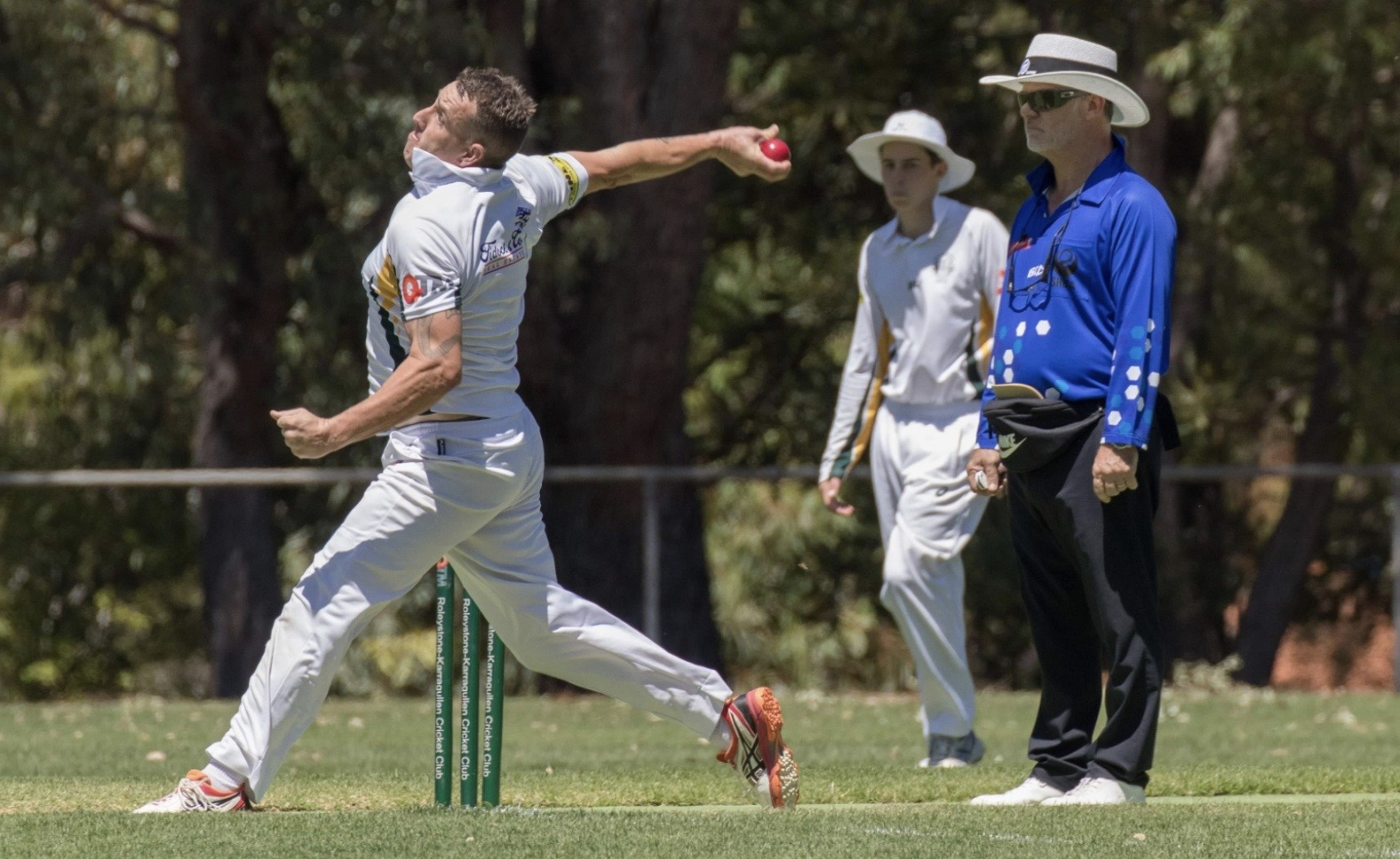 Article image for Local legend takes 17 wickets