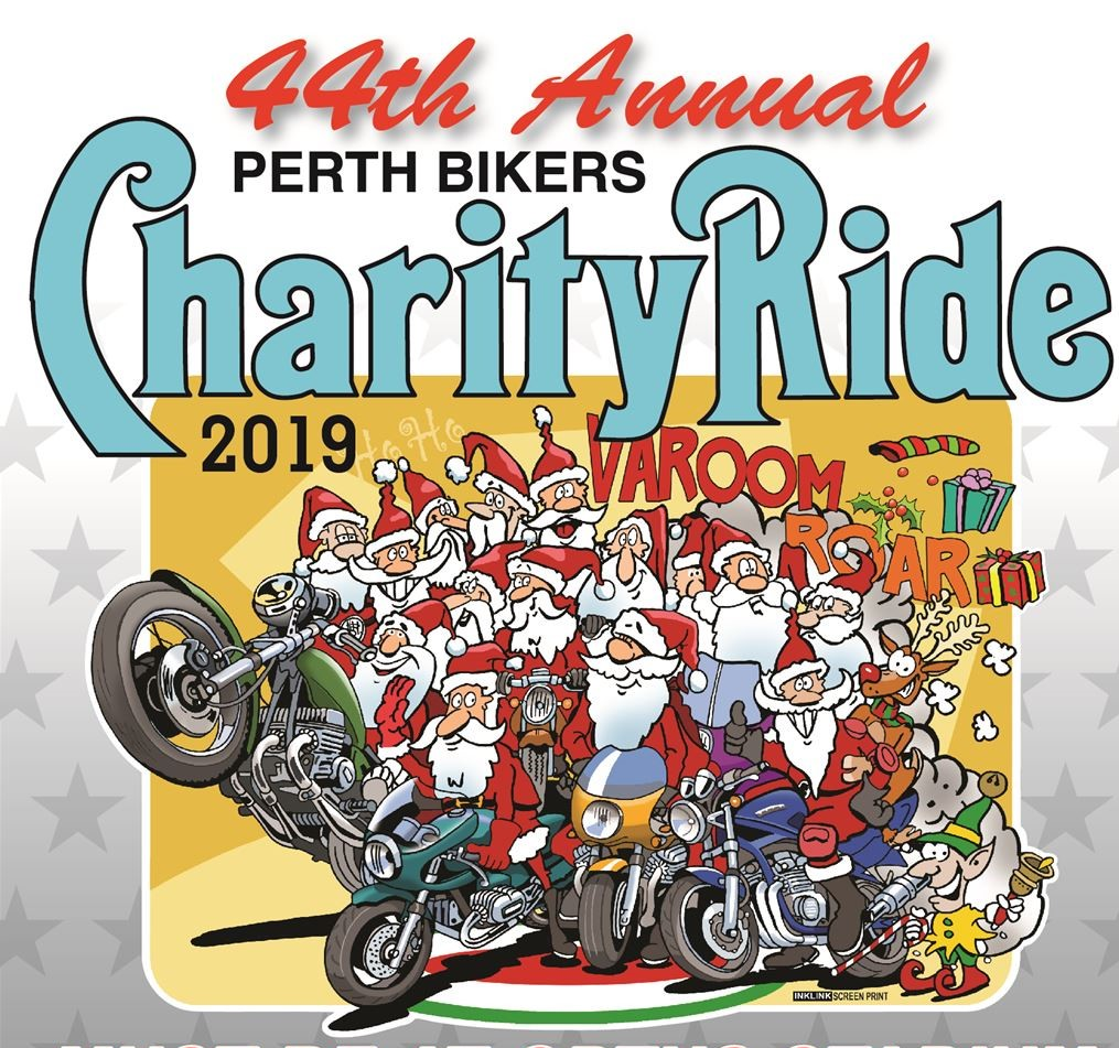 44th Annual Perth Bikers' Charity Ride