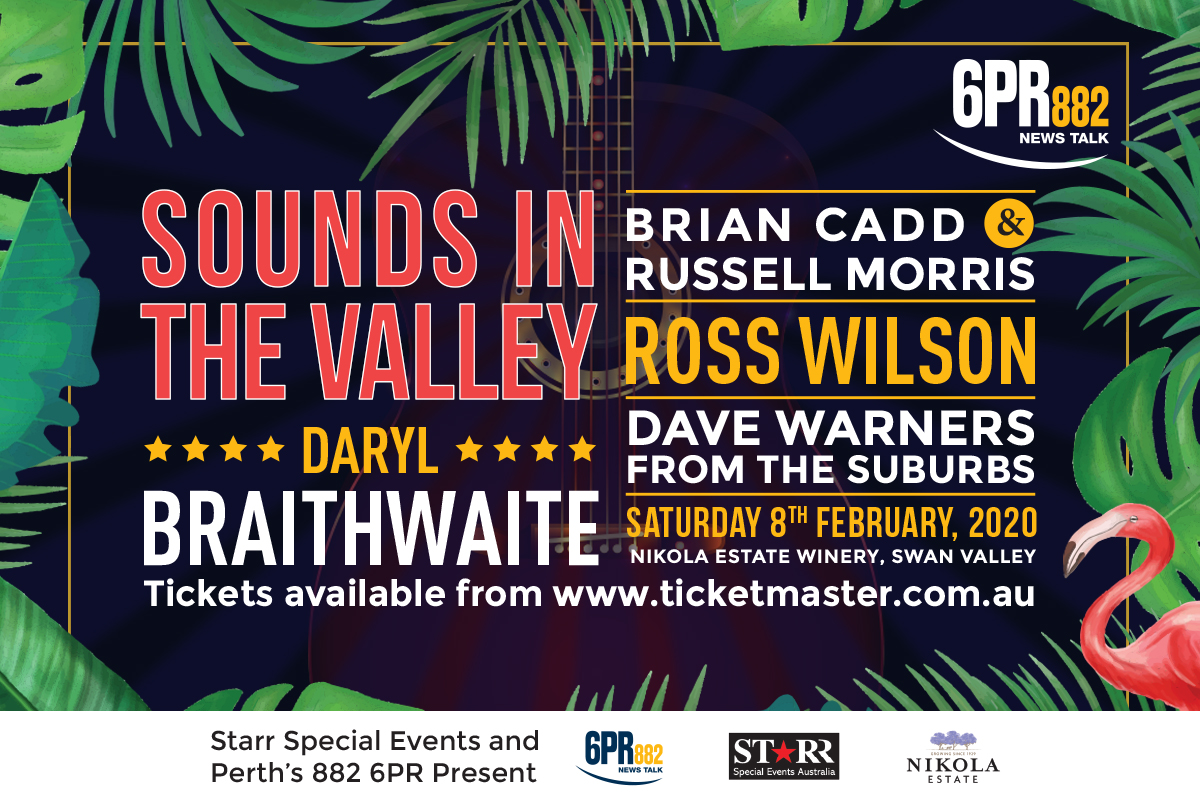 6PR presents Sounds in the Valley