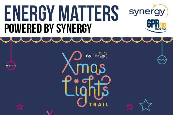 Article image for Energy Matters: Synergy Xmas Lights Trail