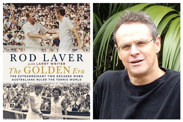 Author Larry Writer brings us tennis' golden age