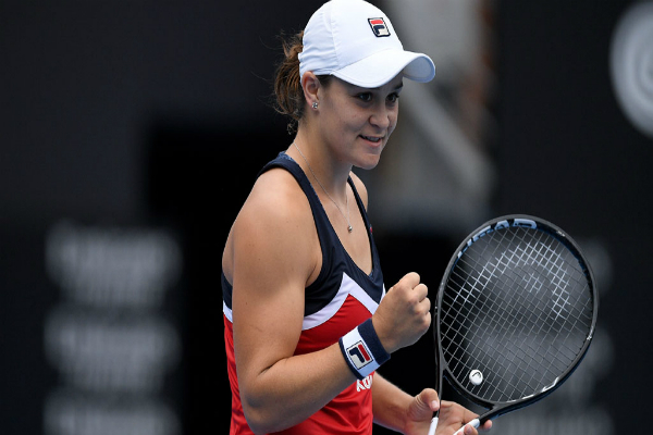 Ash Barty finishes the WTA season as World Number One