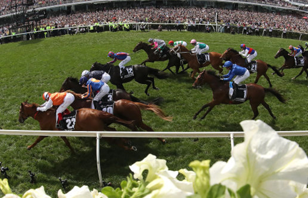 Article image for Melbourne Cup stays in Australia! Brilliant ride guides Vow And Declare to glory