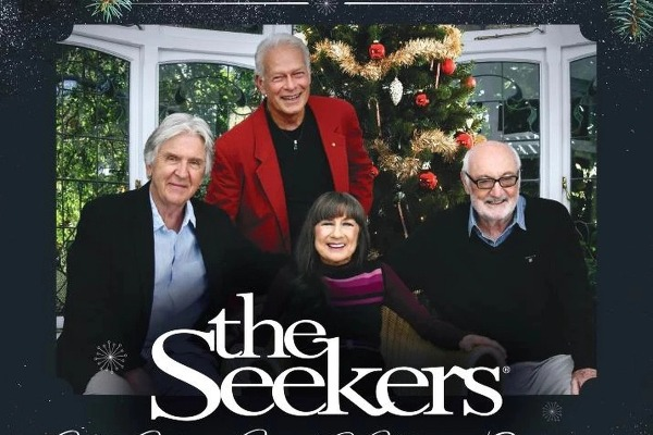The Seekers' Judith Durham wishes you a Merry Christmas