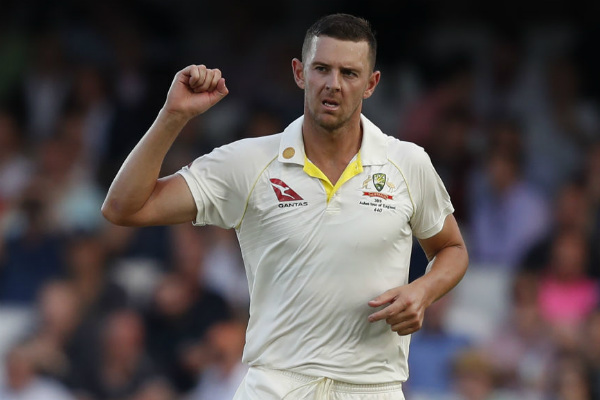 Josh Hazlewood: 'If you don't use it, you'll lose it'