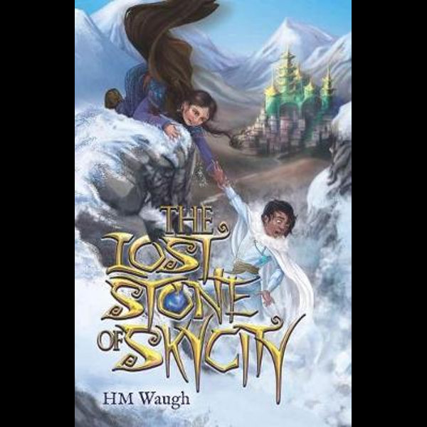Author HM Waugh talks about her latest book: The Lost Stone of Skycity