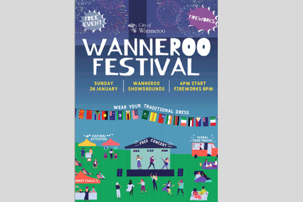 Move to include 'Australia Day' in Wanneroo Festival knocked back