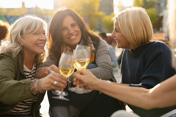 Older women in denial over booze