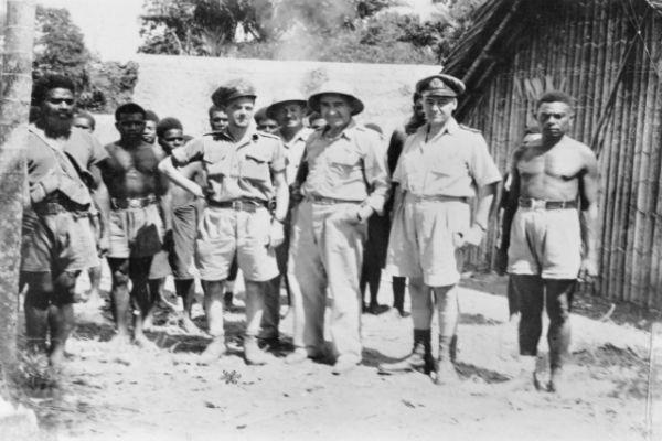 Australian Campaign at Guadalcanal