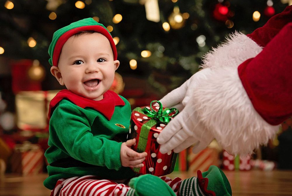 Is your baby emotionally ready for christmas?