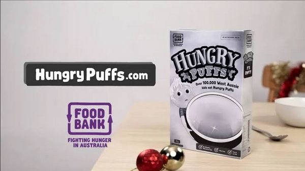 Want to know how an empty cereal box can feed hungry kids?
