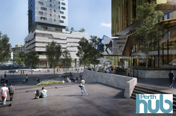 Article image for Perth Hub is the place to be