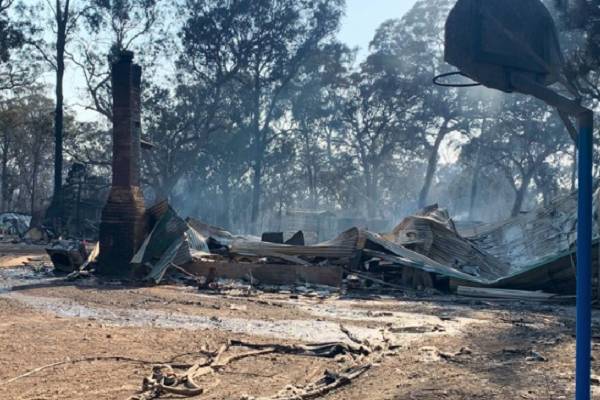 Two vollies dead in horror night fighting fires in NSW