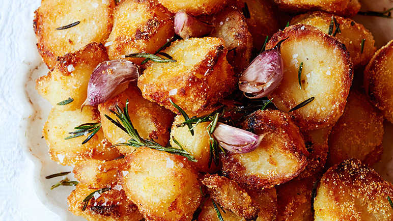 In defense of the humble potato…