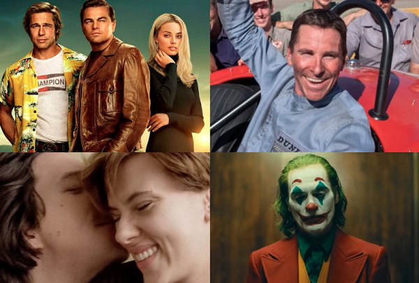 Mark Naglazas counts down the Top 10 movies of 2019