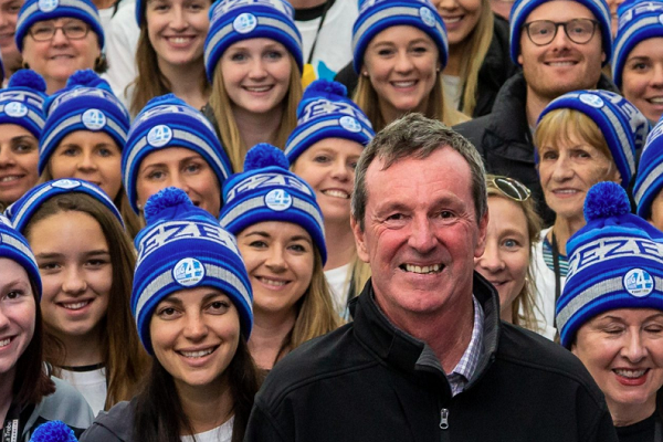"""""""No-one likes a whinger"""": Daniher opens up about his life & footy journey"""