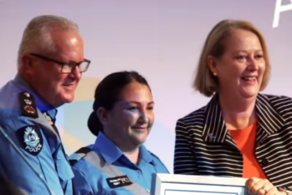 South Hedland police officer recognised