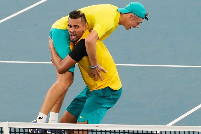 Nick Kyrgios at his best
