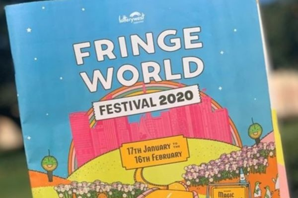 What's on at this year's Perth Fringe Festival?