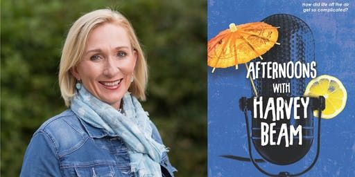 Author Carrie Cox talks about her latest book: Afternoons with Harvey Beam