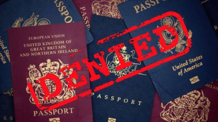 Steve 'Grumpy' Collins talks passport etiquette