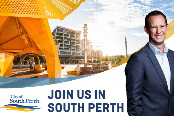 Join us in South Perth