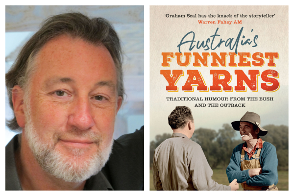 Author Graham Seal brings us Australia's Funniest Yarns