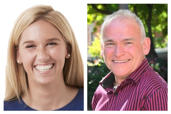 Thursday Panel with Meg Coffey and Richard Offen