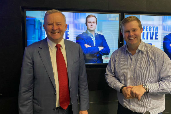 Albo says McKenzie should go