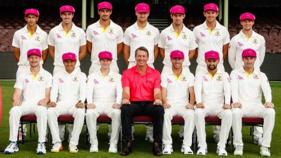 Pink Ball Test – Glenn McGrath