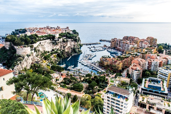 Come with us to Monaco!