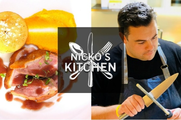 Foodie's paradise with Rob Nixon from Nicko's Kitchen,