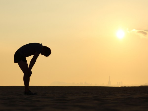 Need some advice on how to get your 30 minutes of exercise in when it's over 30 degrees?
