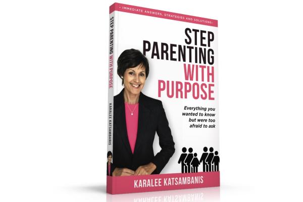 Karalee Katsambanis on her new book, Step Parenting with Purpose