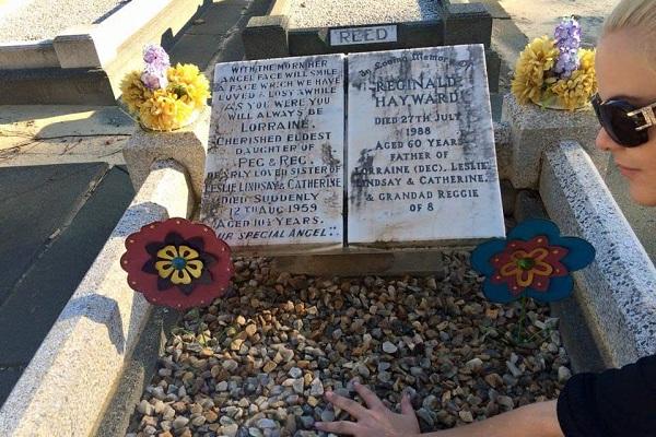Perth family heartbroken over prospect of losing Karrakatta headstone