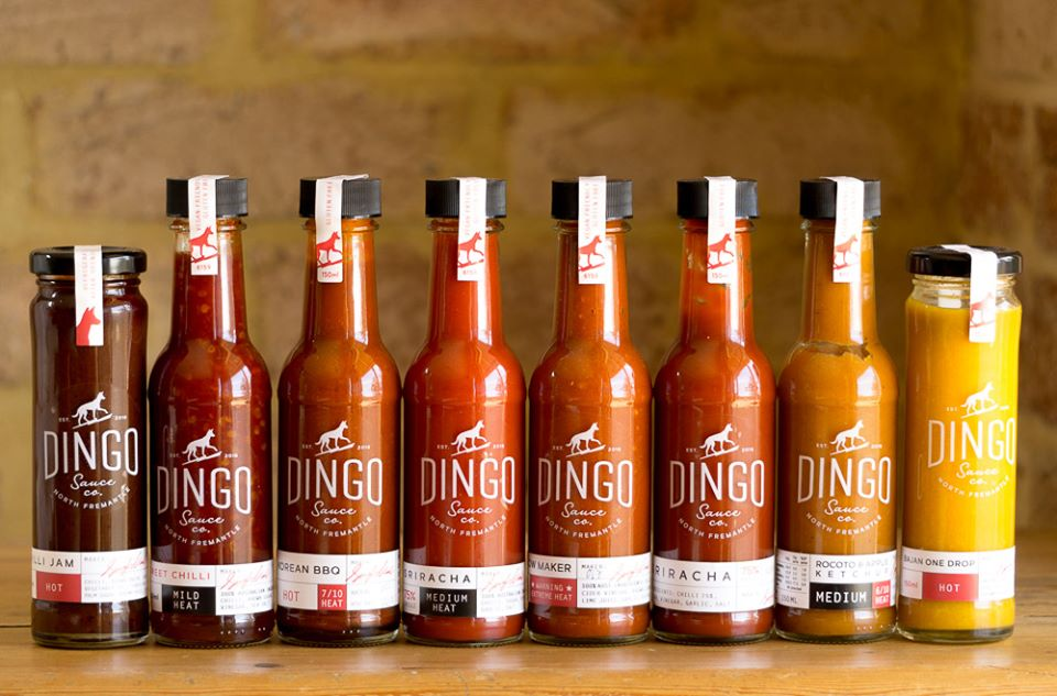 Article image for North Fremantle hot sauce maker set for YouTube fame