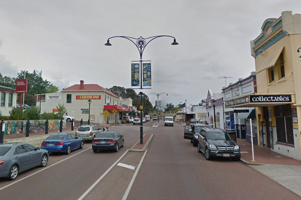Bayswater to heritage list town centre