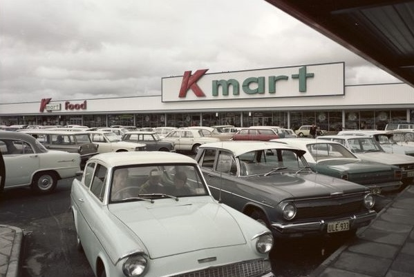 """Memories of Kmart: """"People had never seen anything like it before"""""""