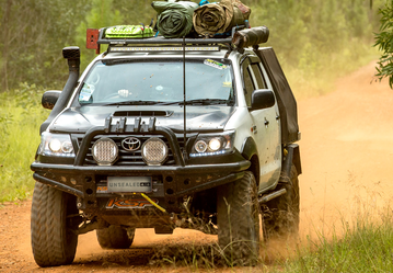 4×4 Utes with Richard Berry