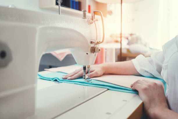 The History And Current State Of The Sewing Machine