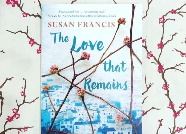 Author Susan Francis on grief, discovery, and The Love That Remains