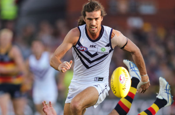 Article image for A big day for Alex Pearce