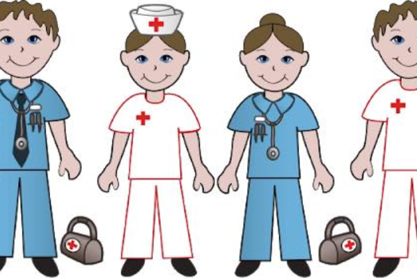 Adopt a healthcare worker