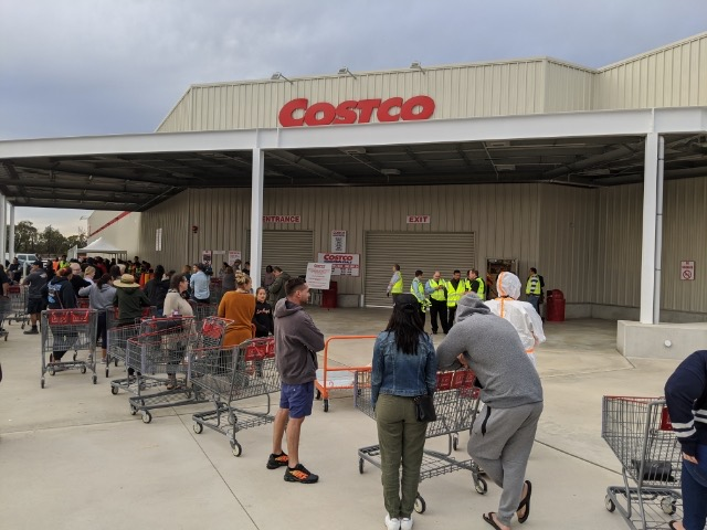 Article image for Costco opens its doors in Perth
