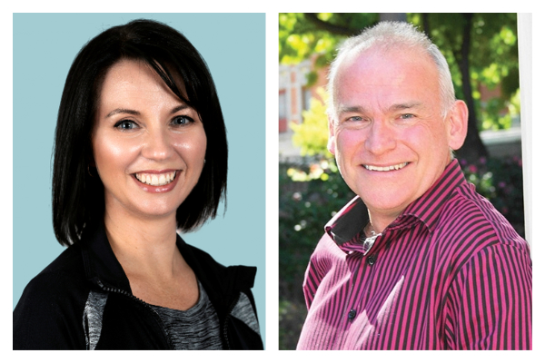 The Thursday Panel with Samantha Jackson and Richard Offen